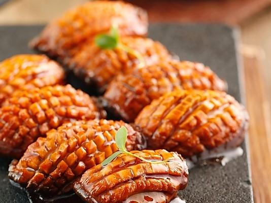 原石香菇赛鲍鱼的做法