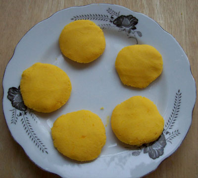 简单美味南瓜饼的做法步骤