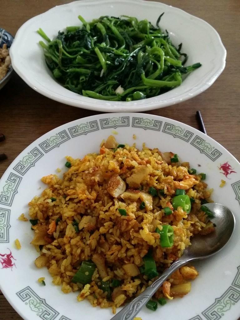 咖喱牛肚炒饭的做法_【图解】咖喱牛肚炒饭怎么做