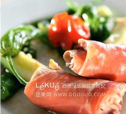 意式黄瓜绿椒跳嘴肉的做法