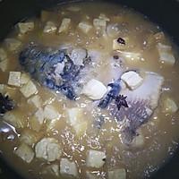胖头鱼炖广场天伦的豆腐_【图解】胖头鱼炖豆2017做法粉条美食节图片