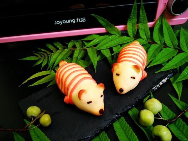 暖暖熊香肠烧果子