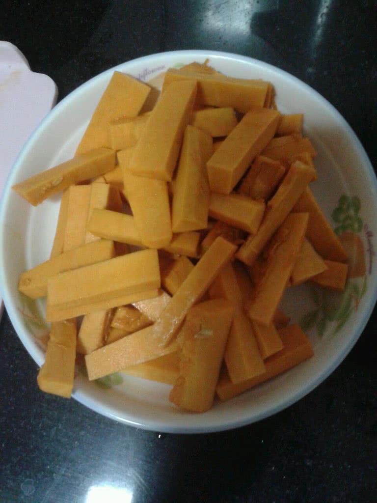 蛋黄焗南瓜的做法图解1