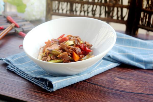 泡椒鸡胗#金龙鱼外婆乡小榨菜籽油 最强家乡菜#的做法