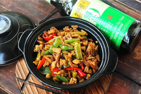 干锅鸭肠#厨此之外,锦享美味#的做法