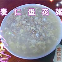 麦仁蛋花粥