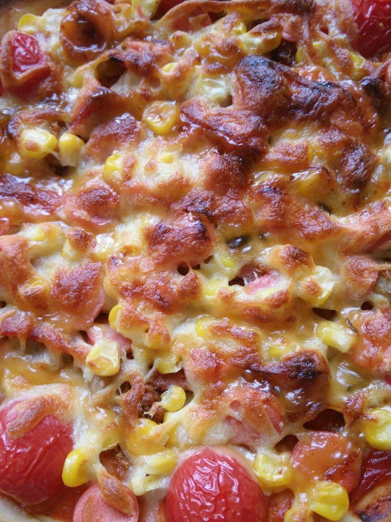 适量(根据自己喜欢) 美味披萨的做法步骤        本菜谱的做法由