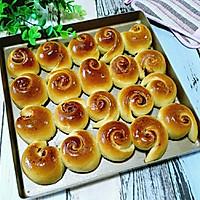 蜂蜜脆底小面包#有颜值的实力派#