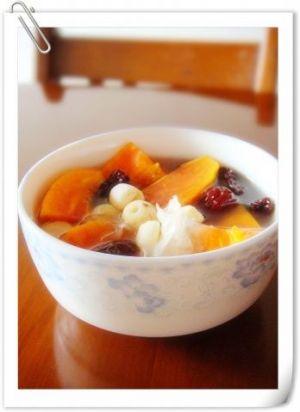 如何做木瓜银耳红枣莲子汤