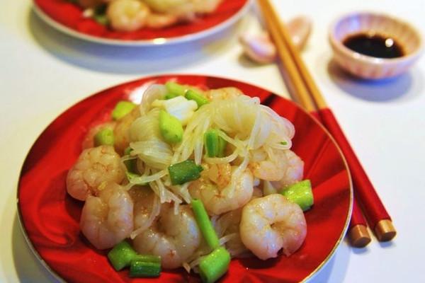 魔芋虾仁——Yu Ren快乐的做法