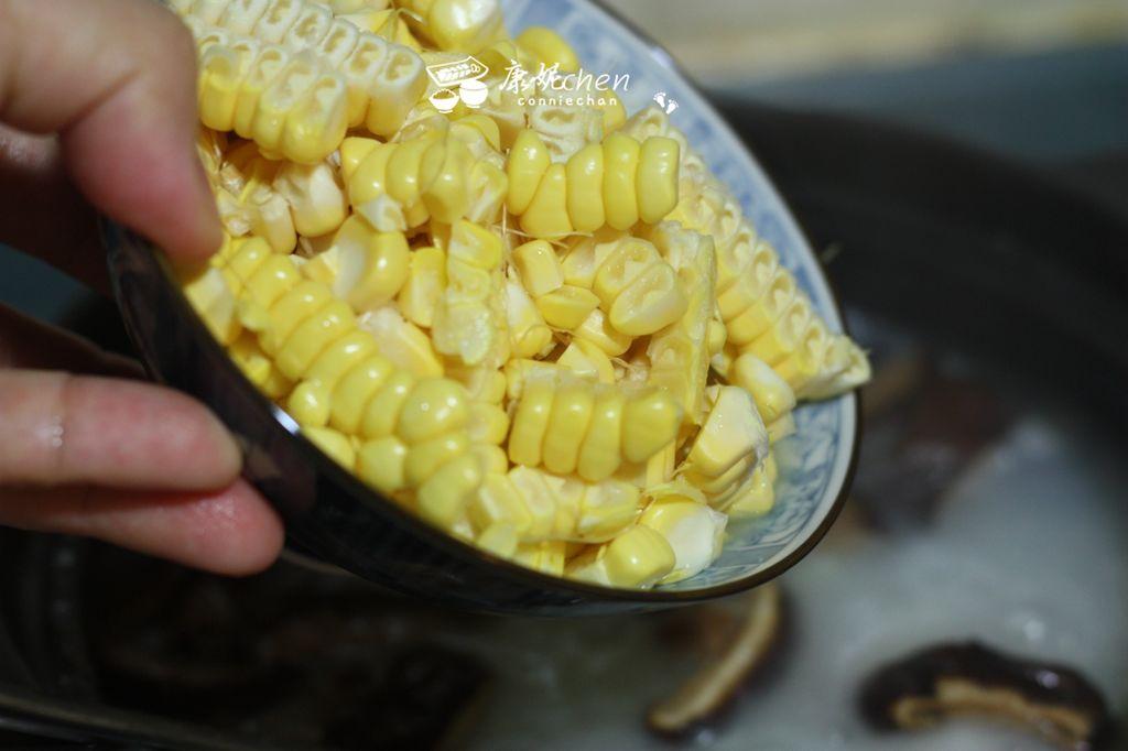 玉米柱结构示意图