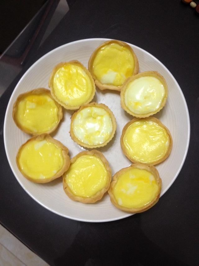 蛋挞的做法_【图解】蛋挞怎么做如何做好吃