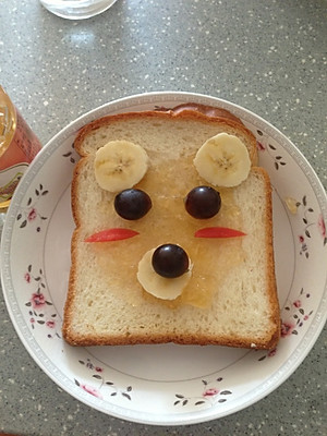 菜谱可爱早餐~小熊土司 的所有评论