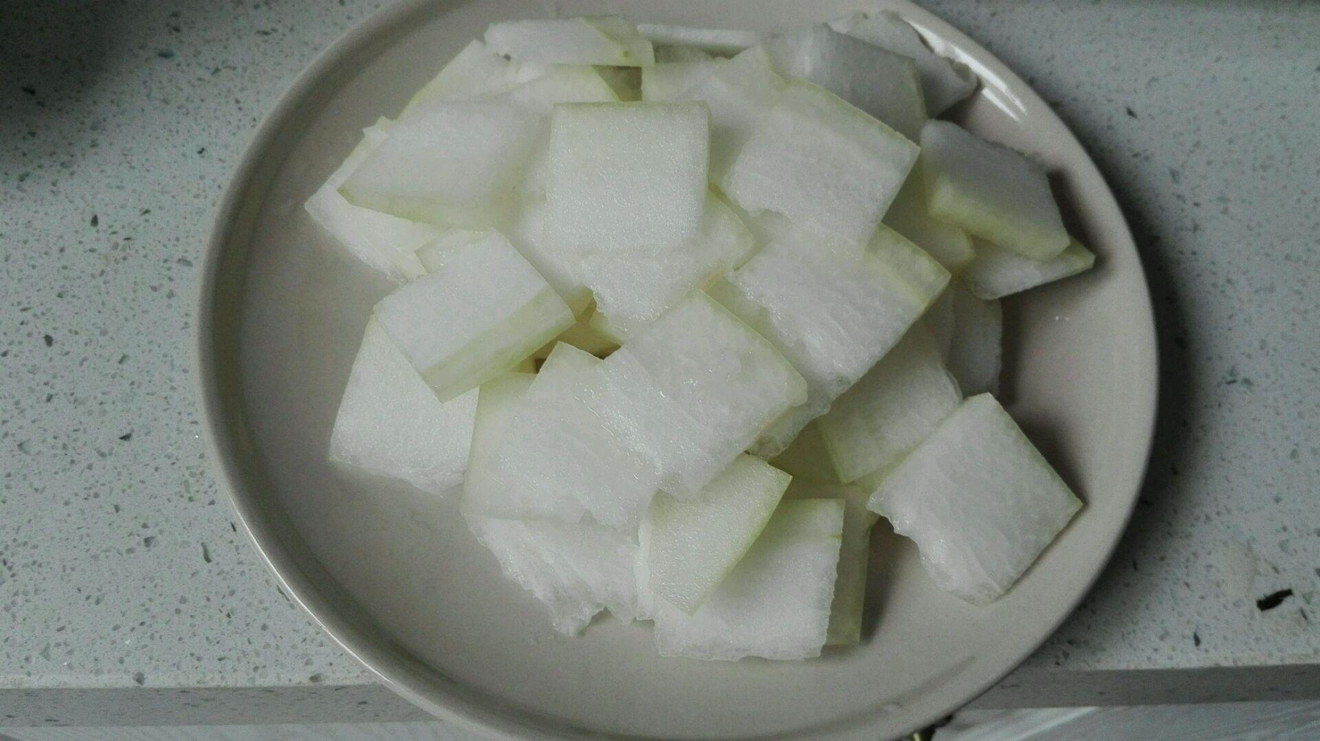 清炒冬瓜的做法_【图解】清炒冬瓜怎么做如何做好吃