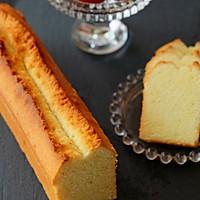 香草磅蛋糕(长帝焙Man CRTF32K烤箱试用)
