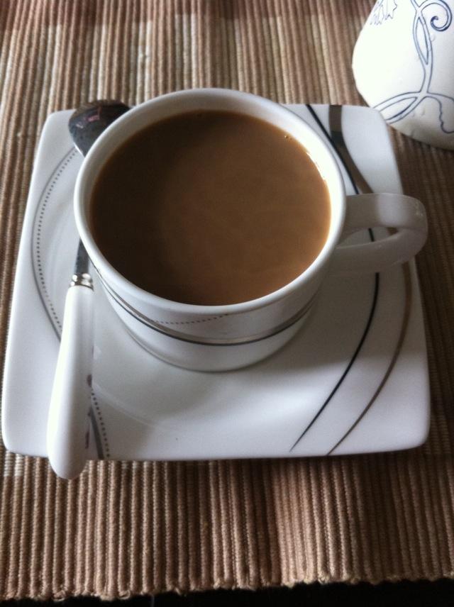 快速制做健康瘦身咖啡