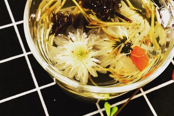 清肝平火茶的做法