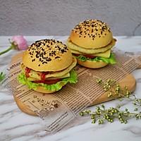 黑椒土豆鲜虾堡 #跨界烤箱 探索味来#