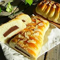 蛋糕夹心面包#我的烘培不将就#