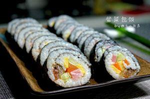 紫菜包饭【图片】