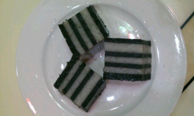 椰汁丁香千层糕调味品芝麻英文图片