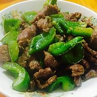 【私房】牛肉五花腱炒甜椒,秘籍版