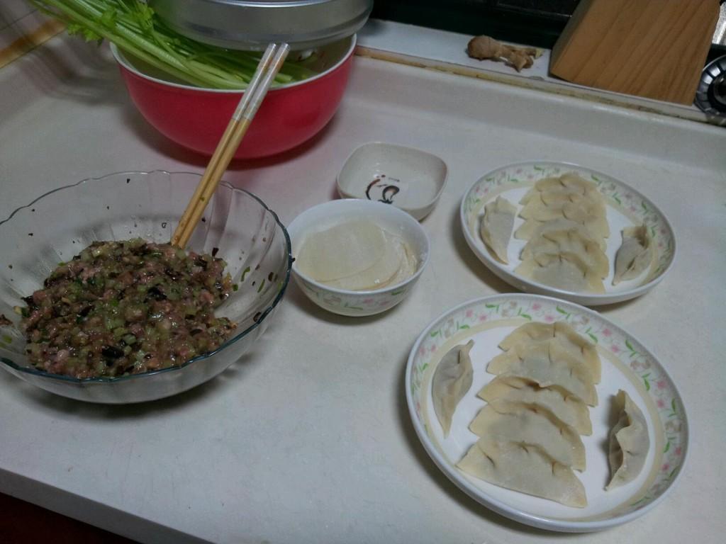 饺子形状做法大全图解