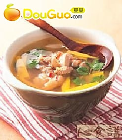 墨西哥酪梨鸡汤的做法