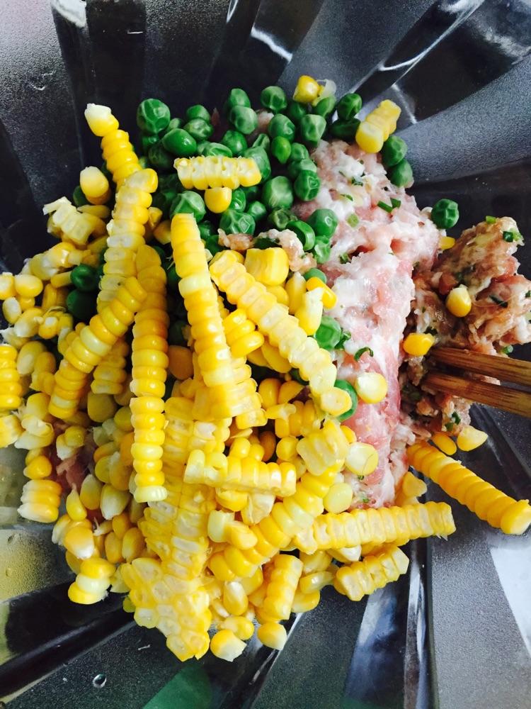 猪肉水饺产值羊肚菌v猪肉和玉米图片