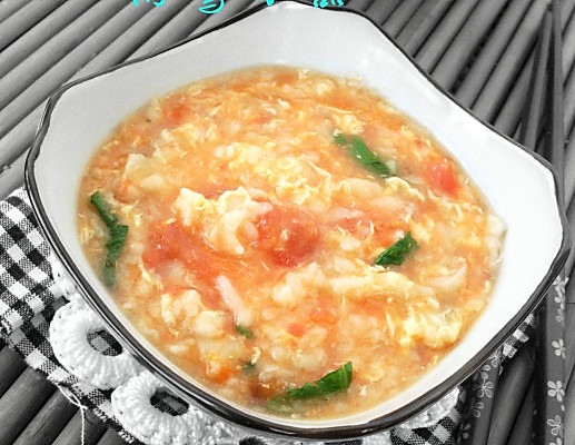 西红柿疙瘩汤的做法