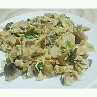 焙煎芝麻酱菌菇烩蛋#丘比沙拉汁#
