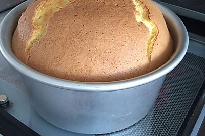 海绵蛋糕(无油版)