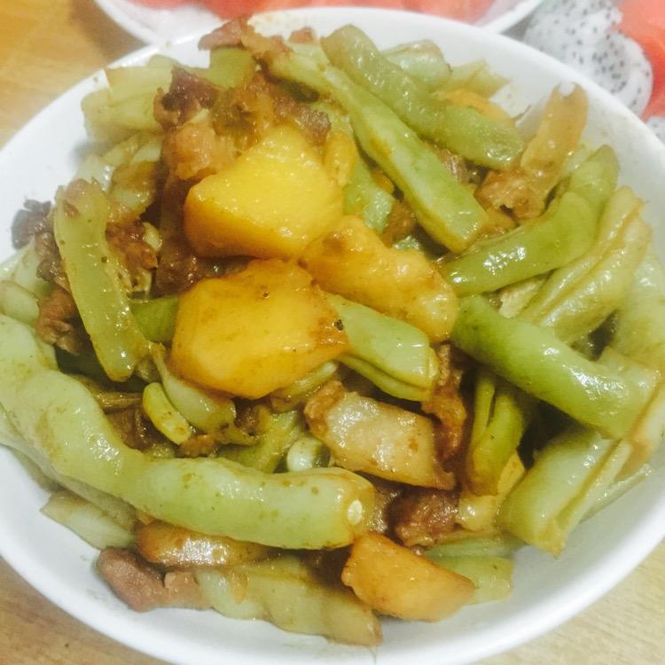 芸豆炖玉米的土豆橄榄油做法哪种适合煎炸图片