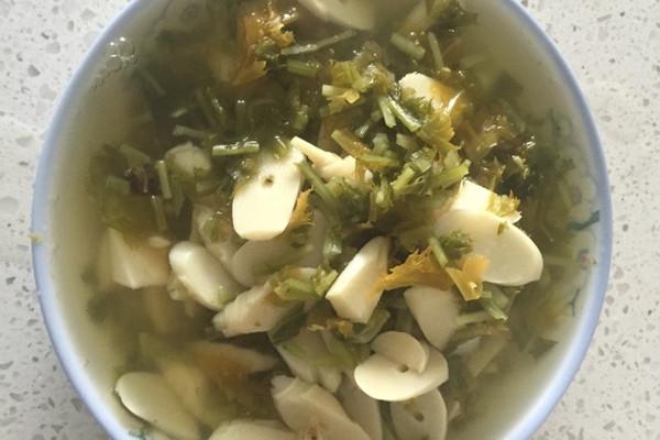 咸菜鞭笋汤的做法_【图解】咸菜鞭笋汤怎么做如何做