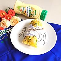 快手营养早餐|全麦鸡蛋卷饼#法国乐禧瑞,百年调味之巅#