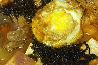 韩国辣汤锅