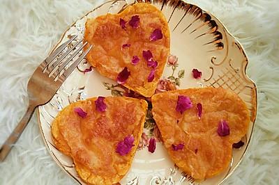 红薯芝士饼