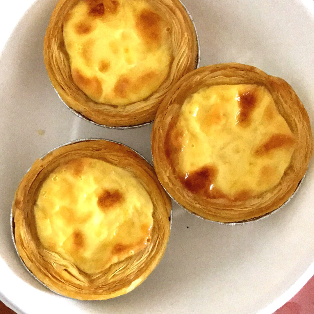 葡式蛋挞的做法图解3