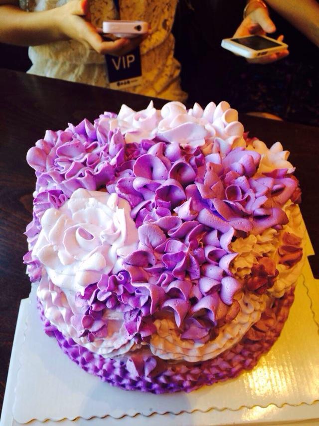 动物奶油蛋糕的做法