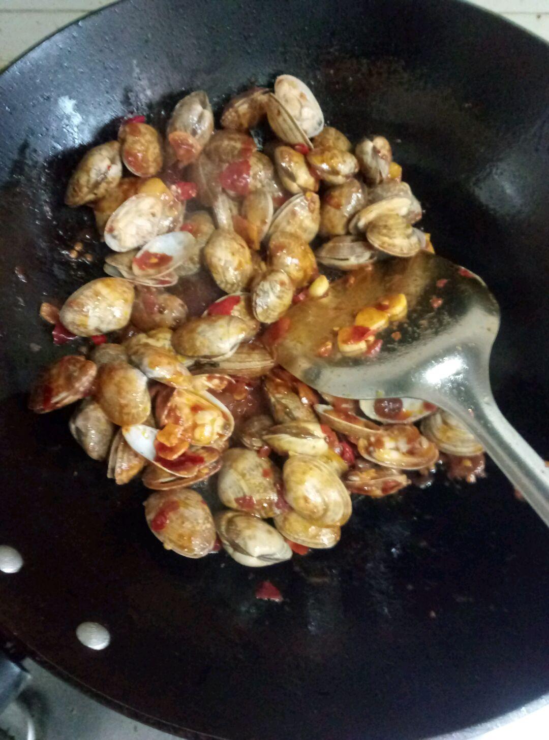 【虾兵蟹将河海鲜】香辣花甲的做法图解8