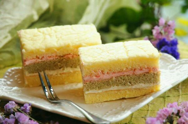 李孃孃爱厨房之一一奶油夹心蛋糕