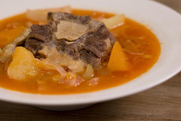 罗宋汤,浓稠鲜艳的下饭汤的做法
