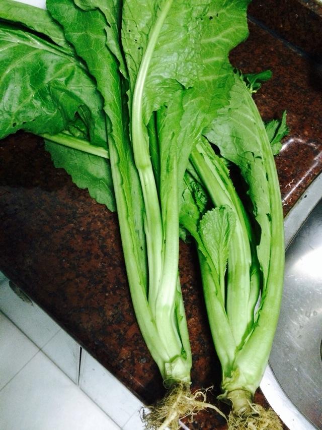 图解 排骨/2. 这是春菜