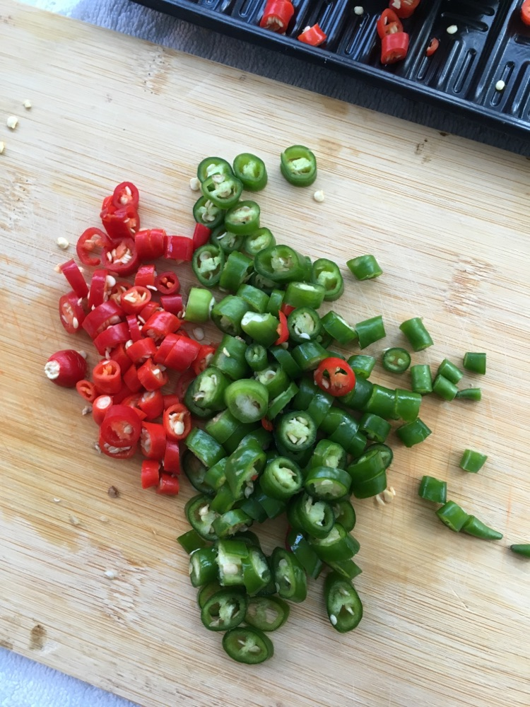 辣椒咸菜的做法步骤