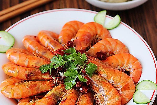 水煮盆盆虾的做法