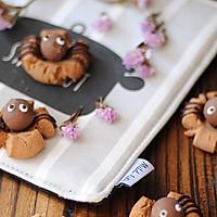 万圣节蜘蛛饼干#KitchenAid的美食故事#