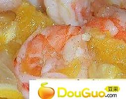 柠檬蒸对虾的做法