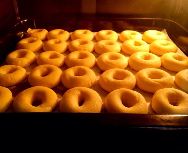 甜甜圈的做法步骤