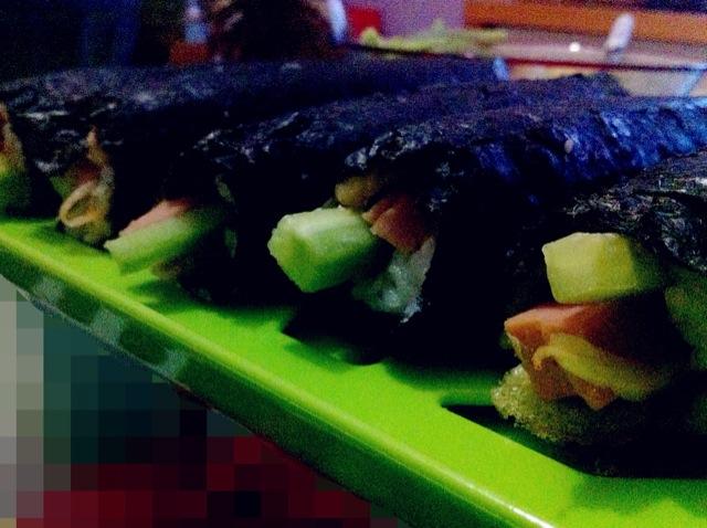 家常寿司的做法图解7