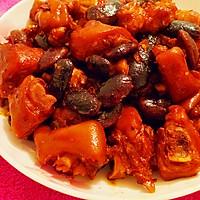 菠萝豆焖猪手